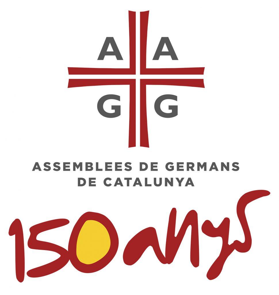 Logo 150anys assemblees de germans de catalunya